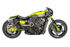 Street 750 Factory Racer | Custom Bikes from the Award Winning Shaw Speed & Custom #harleydavidsonstreet750bobber