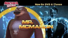"""The beloved penguins are back, this time joined by your favorite WWE Superstars John Cena, Undertaker, Paul """"Triple H"""" Levesque and Mr. McMahon in Surf's Up 2: WaveMania. Watch this family fun adventure now on iTunes: http://wwe.me/k8b6mr #SurfsUp2"""