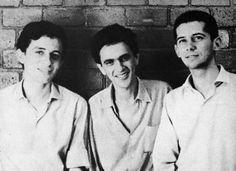 Torquato Neto, Caetano Veloso e Capinan