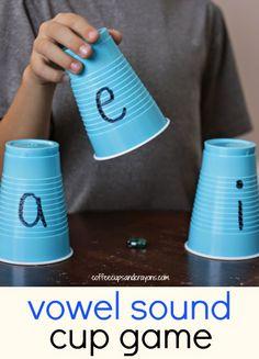 6 Ways to Make Vowels Fun - Elementary Nest