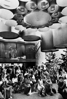 The Pavilion of Monaco (Expo Futuristic Design, Futuristic Architecture, Architecture Design, Expo 67 Montreal, Monaco, Bubble House, Colani, Oscar Niemeyer, Quebec City