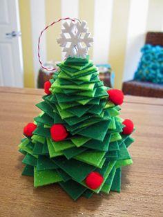 DIY Christmas Tree Ornament- Breezy Cheetah Pop