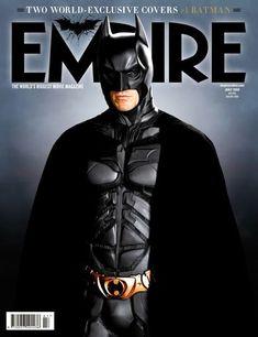 Bale's Batman. He is looking very nice here. -BATMAN