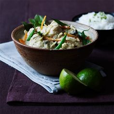 Thai green curry with monkfish Easy Fish Recipes, Thai Recipes, Seafood Recipes, Asian Recipes, Easy Meals, Uk Recipes, Healthy Recipes, Healthy Foods, Monkfish Recipes