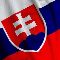 Slovakia Country Names, Irish Pride, Pattern Photography, Central Europe, Bratislava, Red White Blue, Homeland, Ancestry, Flags