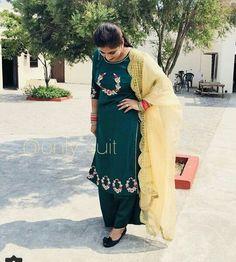 48 Ideas Womens Clothing Boutique Ideas Black For 2019 Punjabi Suits Party Wear, Punjabi Salwar Suits, Sharara Suit, Patiala, Churidar, Kurti, Embroidery Suits Punjabi, Embroidery Suits Design, Embroidery Dress