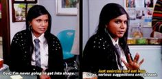 "Mindy Kaling as Mindy Lahiri - ""Danny Castellano Is My Personal Trainer"", The Mindy Project"