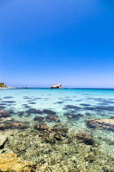 Asprokremos, Akamas, Cyprus
