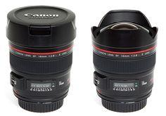 Canon EF 14mm f/2.8 USM L II - Wide prime lens