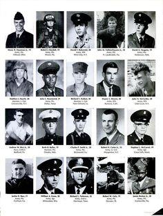 List of United States airmen