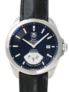 TAG Heuer Grand Carrera WAV511A.FC6224 Calibre 6RS Date