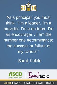 confidence matt... Kafele Principal