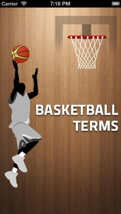 Basketball Terms is one of the widely played, popular team sports across the globe and especially in the United States and Canada. The application will be the best guide and online dictionary for the beginners and the basketball lovers with lot of in-built features to quickly search the newly added terms and organize their favorite terms with easy navigation.  Visit On http://www.winjitapps.info/ For More Apps