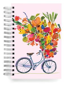 To Market Jumbo Journal Happy Vibes, Stationery Design, Fall Season, Paper Design, Whimsical, Recycling, Journal, Ink, Seasons
