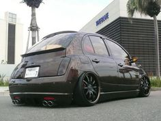 Nissan Micra K12 Tuning Modified Nissan March, Kei Car, Nissan Infiniti, City Car, Car Tuning, Kustom, Custom Cars, Cars And Motorcycles, Cool Cars