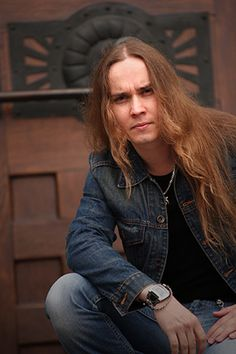 Listen to music from Jarkko Ahola like Romanssi, Holy Diver & more. Find the latest tracks, albums, and images from Jarkko Ahola. Isfp, Metal Bands, Listening To Music, Pretty Face, Heavy Metal, Portrait Photography, Singer, Long Hair Styles, Image