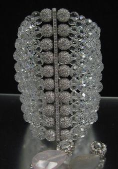 Dior crystal bracelet