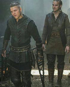 Ivar's powerful stance in York..