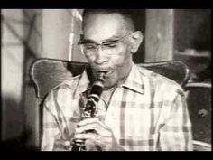 George Lewis, clarinete, 1963.