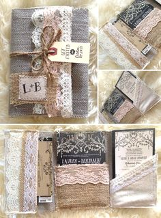 unique Navy Blue Lace Wedding Invitations | Savannah Wedding Planning and Bridal Boutique: Ivory and Beau: {Sneak ...