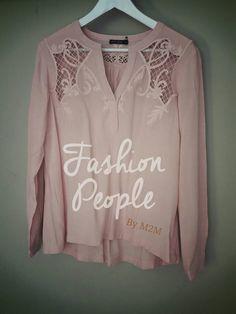 Camisa setentera para esta temporada!! ya en @m2mshowroom Ss 15, Blouse, Long Sleeve, People, Sleeves, Tops, Women, Fashion, Seasons