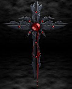 hidden danger black cross