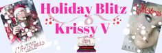 Holiday Blitz - A Taste of Christmas by Krissy V    Holiday Blitz - Krissy V Author - Krissy V  Book - A Taste of Christmas: Dublin Style & Sunshine at Christmas  Event Date - 29th - 6th December Hosted by Hooked on books & Cherry0Blossoms Promotions  A Taste of Christmas:Dublin Style  My name is Nollaig its the Irish word for Christmas. I hate my name. My parents loved Christmas and thats why they gave me such a festive name together with the fact that I was born on Christmas Day. However…
