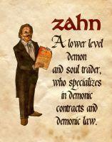 Zahn by Charmed-BOS