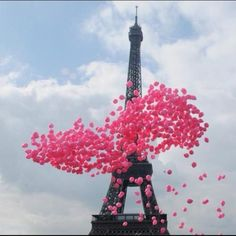 balloons, eiffel, paris, inspiration