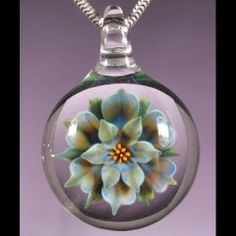 Blown Glass Pendants & Lampwork Bead Tutorials