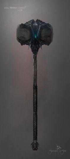 Dead Hammer by ~nitro-killer on deviantART