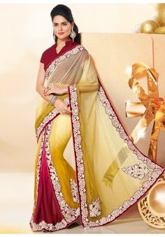 Buy online for the Latest Collection Of Lehenga Style Saree.AngelNx Is A most popular for the Various Kinds of Lehenga Style Saree.We Provide Lehenga Saree F. Indian Designer Sarees, Latest Designer Sarees, Indian Sarees Online, Designer Sarees Collection, Saree Collection, Fancy Sarees, Party Wear Sarees, Lehenga Style Saree, Net Saree