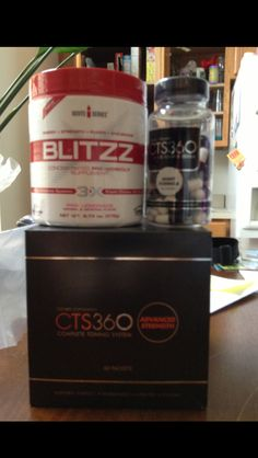Complete Nutrition. Amazing supplements!
