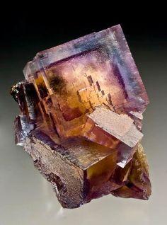 Fluorite from the USA/ CRYSTALS MINERALS GEMSTONES FOSSILS ROCKS