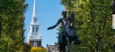 The Old North Church   Boston Historical Site and Congregation