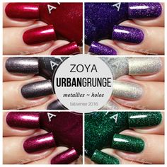 Zoya Urban Grunge Co