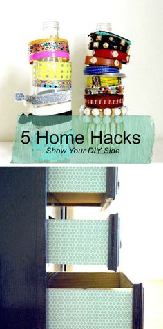 5 Easy Home Hacks To
