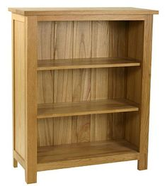 Furniture Nation - oak medium book case