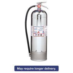 Proplus 2.5 W H2o Fire Extinguisher, 2.5gal, 20.86lb, 2-A