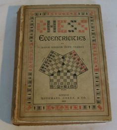 OnlineGalleries.com - HOPE VERNEY, Chess Eccentricities, First Edition