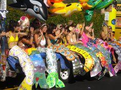 Whale parade Maui Hawaii
