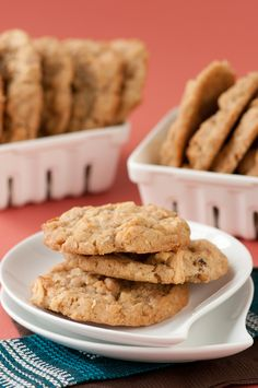 Toffee-Apple Cookies / HungryRabbitNYC.com