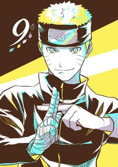 """""""Are you ready..?"""" (Naruto/Shippuden  - Naruto Uzumaki)"""