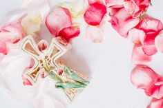 White Ceramic Cross I Styled Stock - Business Wedding Fonts, Different Fonts, Single Image, Rose Petals, White Ceramics, My Style, Frame, Artist, Beautiful