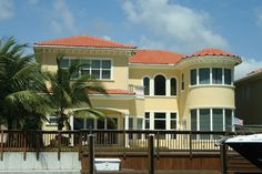 See the Picayne Point Waterfront Home that has 6 bedrooms, 6 full baths and 1 half bath from House Plans and More. See amenities for Plan Florida House Plans, Florida Home, House Plans And More, Luxury House Plans, Mediterranean House Plans, Mediterranean Style, Cabana, Italian Style Home, Tuscan Style Homes