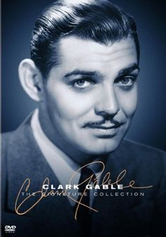 "Named as the seventh greatest actor on AFI's List of ""50 Greatest Screen Legends,"" Clark Gable reigned supreme as a screen icon during the 1930's and 40's.   Boom Town (1946)  Clark Gable, Spencer Tracy, Claudette Colbert & Hedy Lamarr.  China Seas (1935)  Clark Gable, Rosalind Russell, Jean Harlow  Dancing Lady (1933)  Clark Gable Joan Crawford , & Fred Astair"