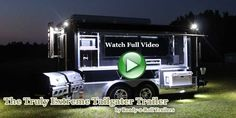 Tailgating Trailers For Sale | Custom Tailgate Trailers | Custom Party Trailers | Tailgate Trailers For Sale | Promotional Trailers In The Southeast | Ready-To-Roll-Trailers.com