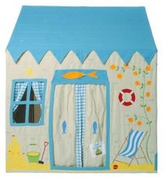 Boat House Small Playhouse #kidsgifts #christmasgifts