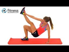 Can You HIIT like a Girl? 22 Minute Cardio HIIT Workout Challenge | Fitness Blender