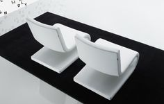 Snake Armchair by Roberto Lazzeroni